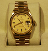 *Rolex Mens President Single Dial Watch-Original Box -P-