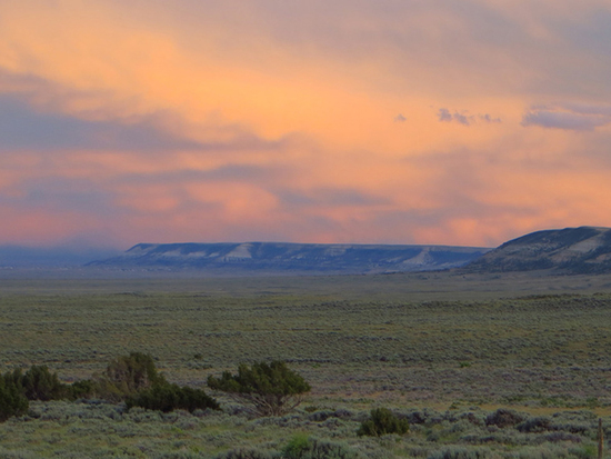 GREAT 40 ACRE RANCHETTE AND RECREATIONAL SWEETWATER COUNTY WYOMING. CASH SALE! FILE #22124002