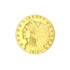 Extremely Rare 1915 $2.50 U.S. Indian Head Gold Coin