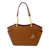 Gorgeous Brand New Never Used Luggage Michael Kors Large Chain Shoulder Tote Tag Price $378.00