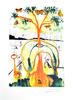 SALVADOR DALI (After) A Mad Tea Party Print, 286 of 500