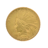 Extremely Rare 1909 $10 U.S. Indian Head Gold Coin
