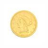 Rare 1878-S $2.50 U.S. Liberty Head Gold Coin