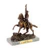 Scalp- By Frederic Remington-Bronze Reissue