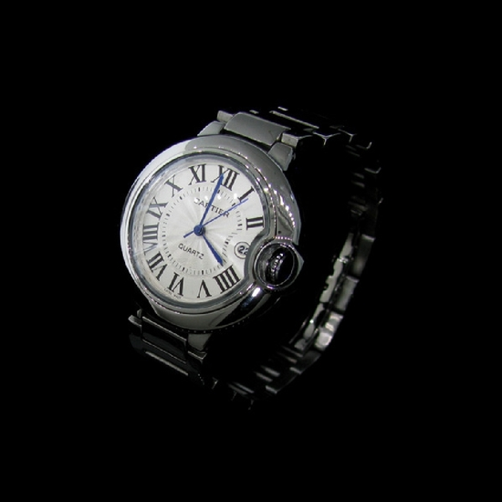 *Cartier Ballon Bleu Swiss Watch -P-