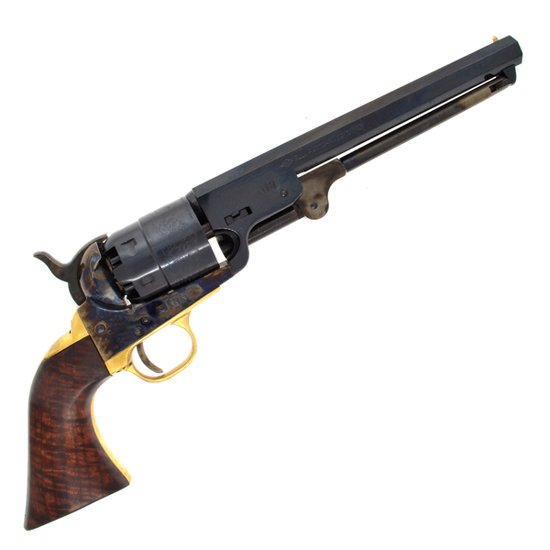 Exquisite Brand New In Original Box With Papers, Never Been Fired, Traditions 1851 Colt Navy Revolve