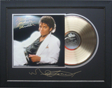 *Rare Original Michael Jackson Laser Engraved Record