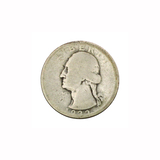 Rare 1932-D Washington Quarter Dollar Coin