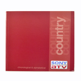 Sony/ATV, Country Music Box Set 1956 - 2001, 8 CDs Set