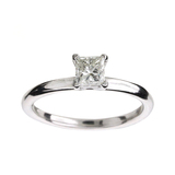 APP: 2.5k 14kt Gold Gorgeous 0.56ct Diamond Solitaire Ring - Great Investment