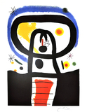 JOAN MIRO (After) Equinox Print, 236 of 500