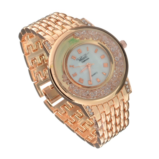 High End, Designer Milano Expressions, Mickel Kors Look Ladies Watch