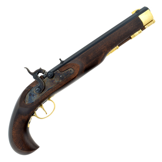 Exquisite Brand New In Original Box With Papers, Never Been Fired, Traditions Kentucky Pistol 50 Cal
