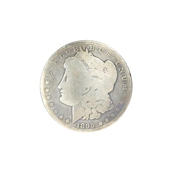 1895-S Morgan Dollar Coin