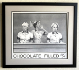 I LOVE LUCY Lithograph Museum Framed 01 27