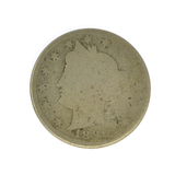 1886 Liberty Nickel Coin