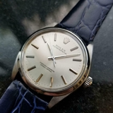 *ROLEX Oyster Perpetual 34mm Automatic c.1980s Men's Watch -P-