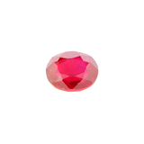 6.19CT Oval Cut Ruby Gemstone App. 549 Great Investment