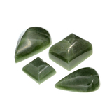 APP: 1.7k 212.91CT Various Shapes And sizes Nephrite Jade Parcel