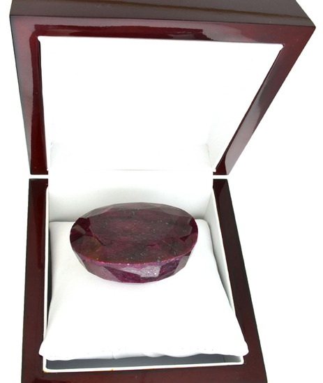 725.40CT Oval Cut Ruby Gemstone
