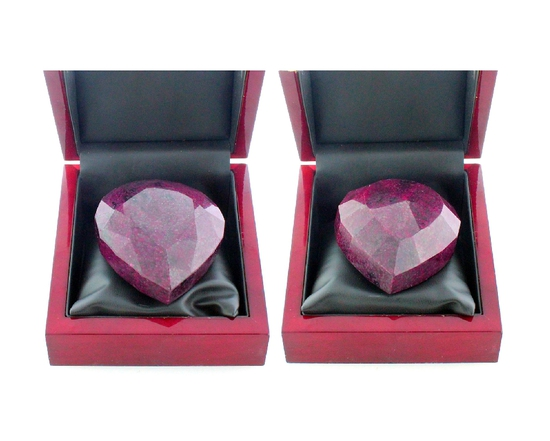 Rare 1840 CT Ruby Gemstone Great Investment