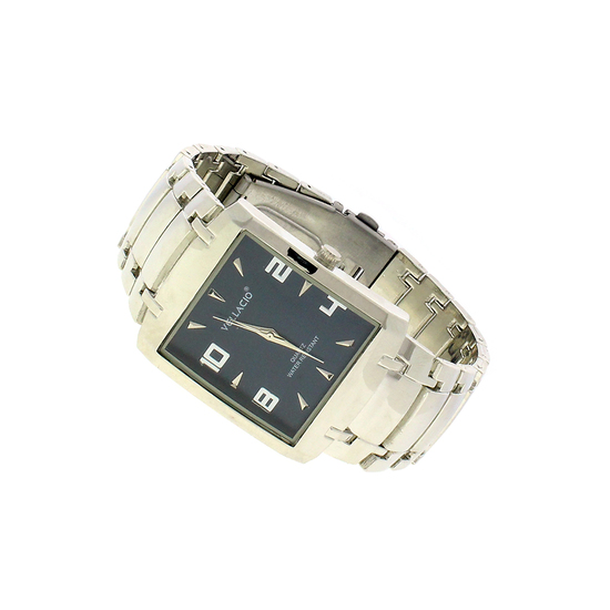 Gorgeous New Mens Vellacio Designer Watch Square Design 10