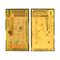 $1 Rare 24K 1/1000 Troy Ounce Gold Aurum Nevada Goldback Note - Great Investment