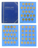 1938 Jefferson Nickel Collection Coin Set