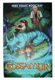 Finding Gossamyr Stuff of Legend (2012 Th3rd World Studios) FCBD Issue #1