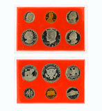 Rare 1980 US Proof Coin Set Great Investment