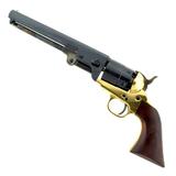 1851 Navy Revolver .44 Cal 7 1/2'' Blue Barrel (No Gun Sales To: NY, HI, AK. and other Countries)