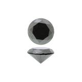 1.75CT Rare Black Diamond Gemstone -Great Investment-