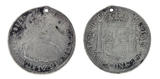 Extremely Rare 1799 Eight Reale American First Silver Dollar Coin Great Investment