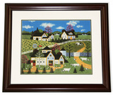 Wooster Scott- Framed Lithograph-Signature ''The Stud''