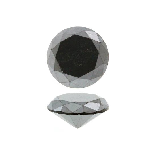 2.05CT Rare Black Diamond Gemstone -Great Investment-