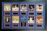 2020 DodgersWorld Series CommemorativeMemorabilia Plate Signed - Great Investment -