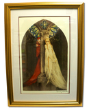 Icart (After) - Faust - Museum Framed Print 23x30