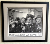 I LOVE LUCY Lithograph Museum Framed 03 27