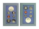 1986 U.S. Liberty Prestige Coins Set