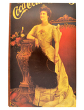 Rare Vintage Collectable Coca Cola Advertising Poster (10'' x 15.5'') (Dimensions Are Approximate)