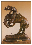 *Very Rare Small Rattlesnake Bronze by Frederic Remington 8.5'''' x 7''''  -Great Investment- (SKU-A