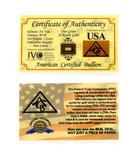 2016 1 Grain 24KT American Certified Bullion Gold Bar - Great Investment -