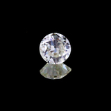 Gorgeous 0.13 CT Round Cut Solitaire Diamond Gemstone Great Investment