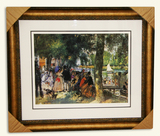 Renoir (After) -Limited Edition Numbered Museum Framed 01 -Numbered