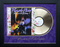 *Rare Prince and the Revolution Purple Rain Album Cover and Gold Record Museum Framed Collage - Plat