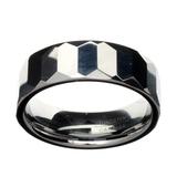 Rare Tungsten Size 15 Ring