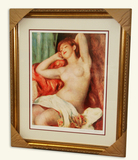 Renoir (After) -Limited Edition Numbered Museum Framed 03 -Numbered