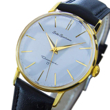 *Very Rare Seiko Sportsman Made in Japan Men's Gold Plated Dress Watch -P-