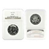 1964 U.S. JFK Silver Half Dollar Coin