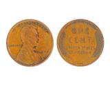 1909-VDB U.S. Wheat Penny Coin